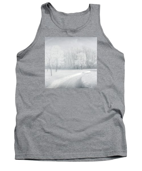 magical Winter day Tank Top