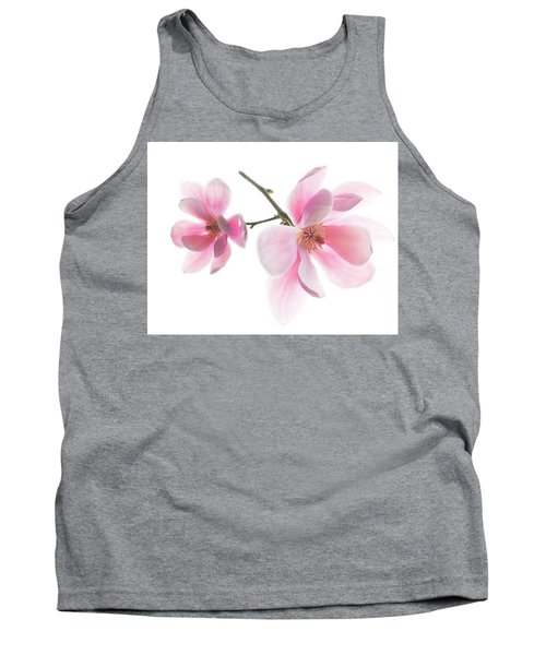 Magnolia Is The Harbinger Of Spring. Tank Top