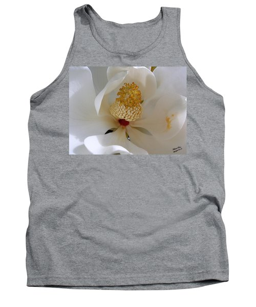 Magnolia Happiness Tank Top