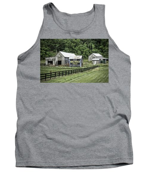 Mail Pouch Tobacco Barn Tank Top