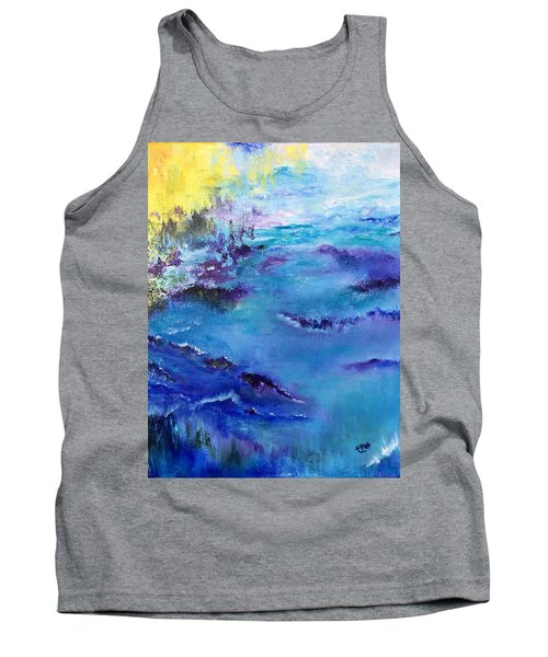 Maine Coast, First Impression Tank Top