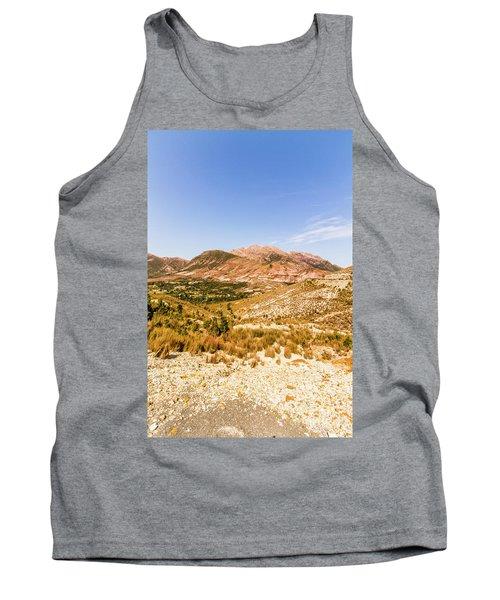 Majestic Arid Peaks Tank Top