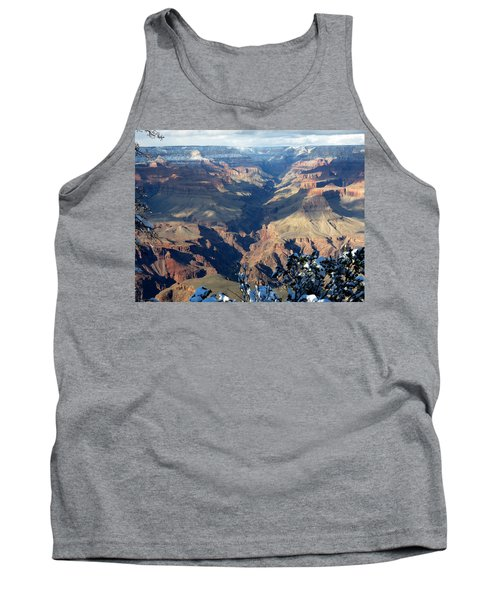 Majestic Grand Canyon Tank Top by Laurel Powell