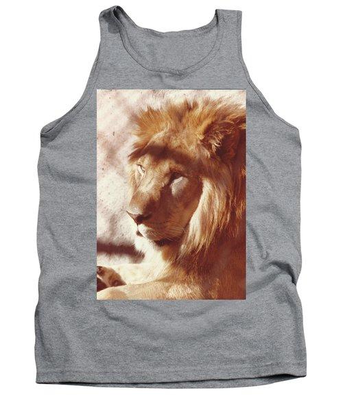 Majestic Lion Tank Top