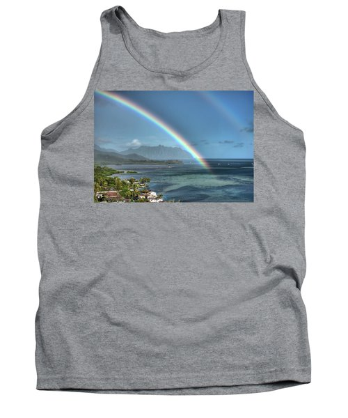 Make Mine A Double Tank Top