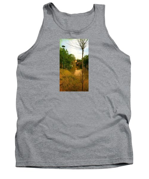Tank Top featuring the photograph Malamocco Canal No2 by Anne Kotan