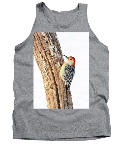 Male Red-bellied Woodpecker Tank Top