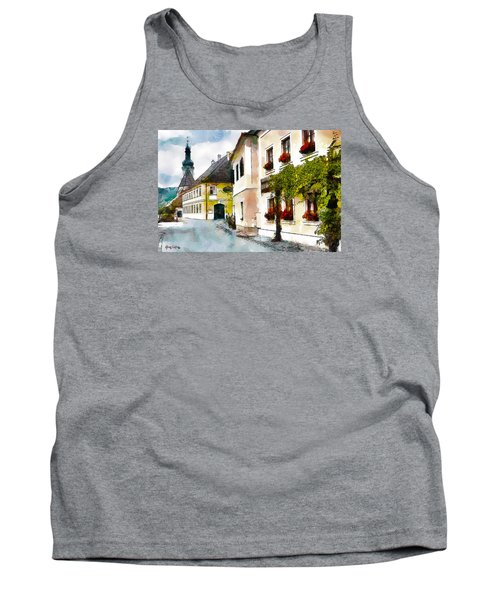 Malerische Tank Top by Greg Collins