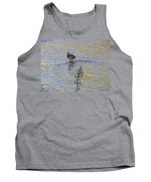 Mallard And The Branch Tank Top
