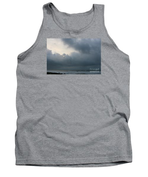 Tank Top featuring the photograph Man And Nature by Jeanette French