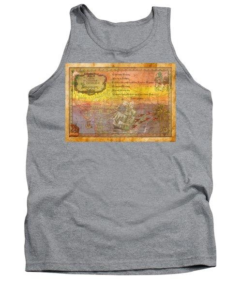 Mandalay Thunder Dawn Tank Top