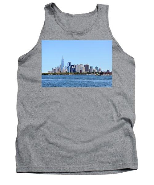 Manhattan Skyline 1 Tank Top