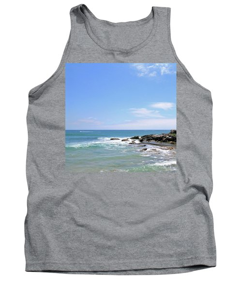 Manly Beach No. 267 Tank Top