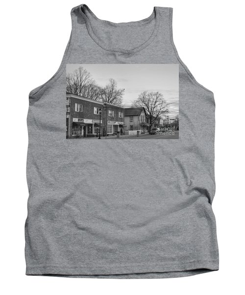 Manor And Newark Pompton Turnpike 2018 Tank Top