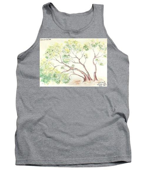 Manzanita Tree Tank Top