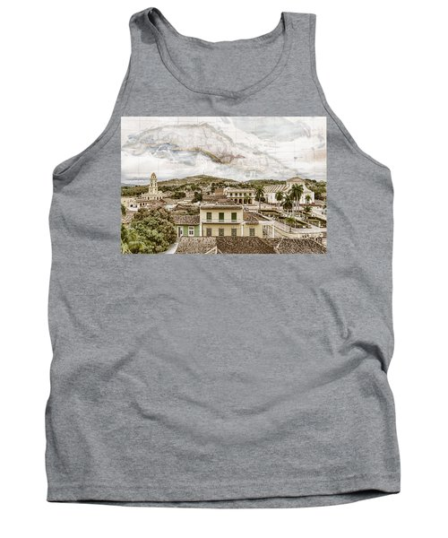 Mapping Trinidad Tank Top