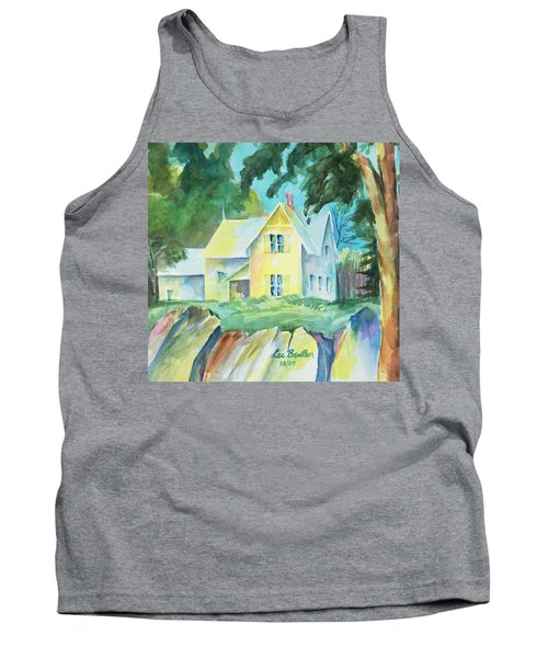 Marblehead Cottage Tank Top