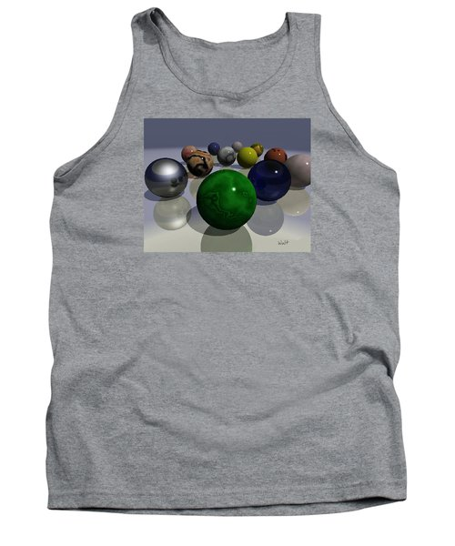 Marbles Tank Top