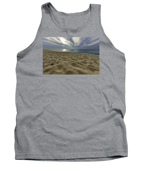 March To The Sea Tank Top