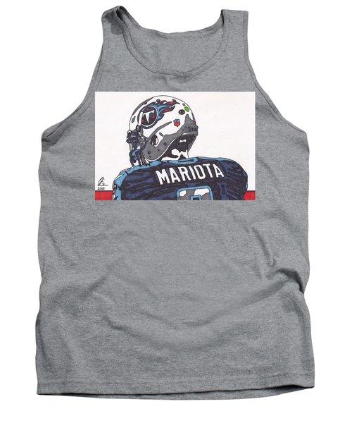 Marcus Mariota Titans 2 Tank Top