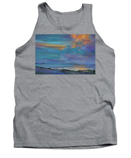Mariners Beacon Tank Top by AnnaJo Vahle