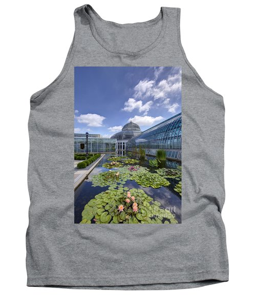 Marjorie Mcneely Conservatory At Como Park And Zoo Tank Top