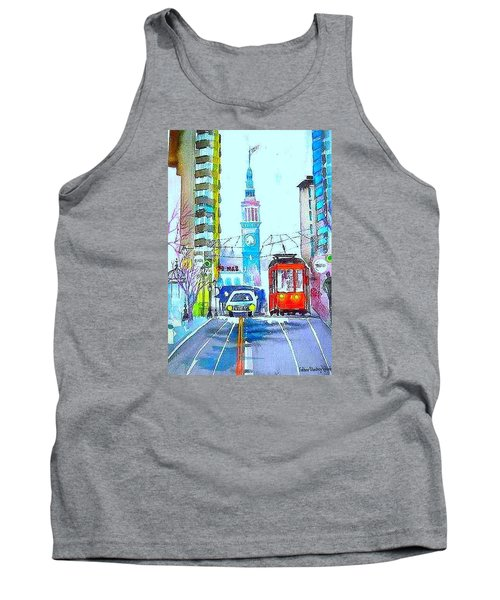 Market Street Tank Top