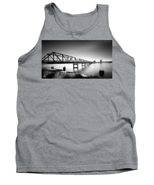 Martin Bridge 6666 Tank Top by Kevin Chippindall