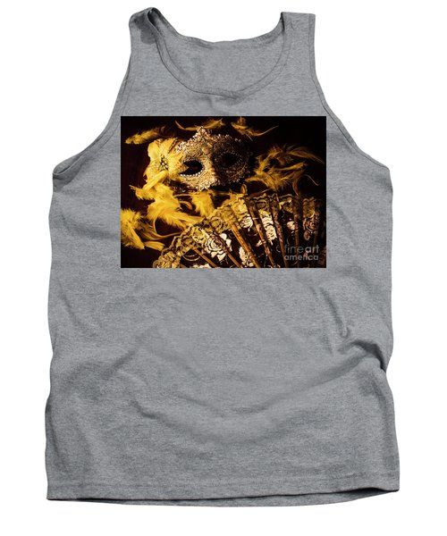 Mask Of Theatre Tank Top