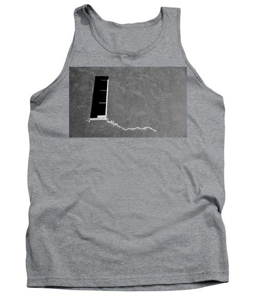 Tank Top featuring the photograph Masonic Window by CML Brown