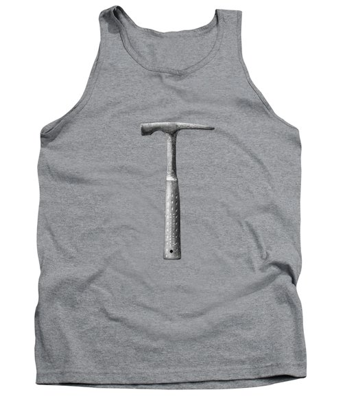 Masonry Hammer On Plywood 63 In Bw Tank Top