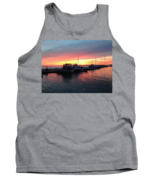 Masts And Steeples Tank Top