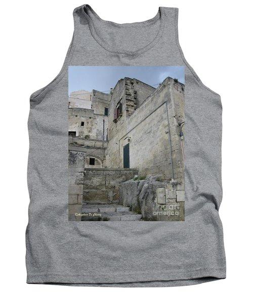 Matera Houses Tank Top