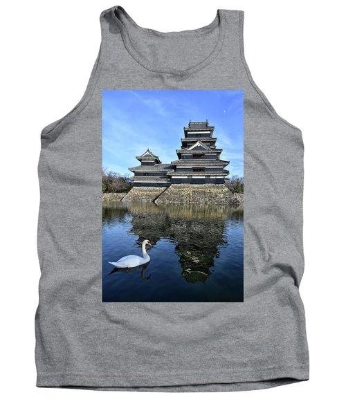 Matsumoto Swan Tank Top