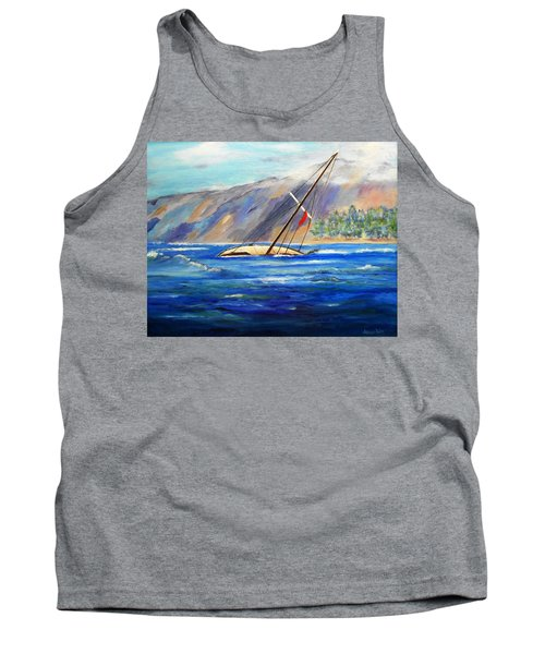 Maui Boat Tank Top