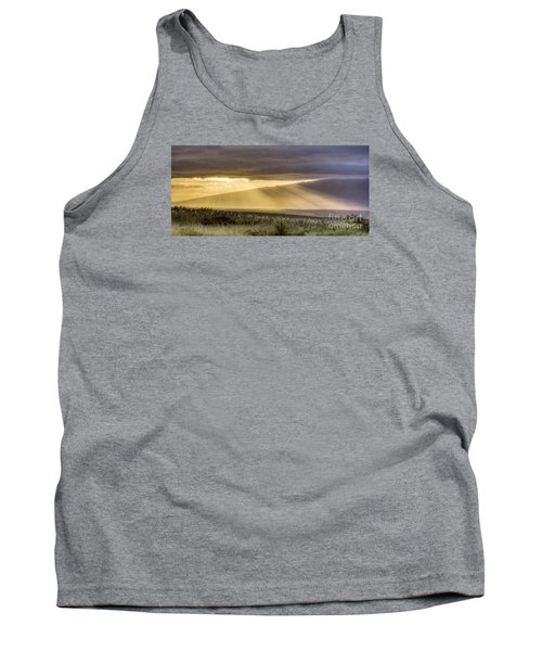 Maui Sunset God Rays Tank Top