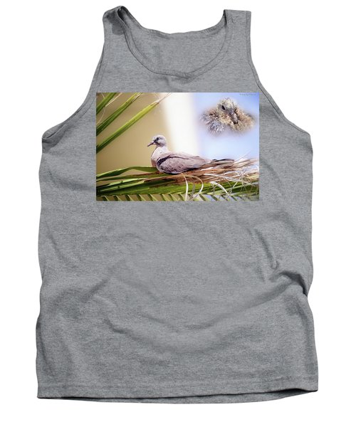 Me All Grown Up 01 Tank Top