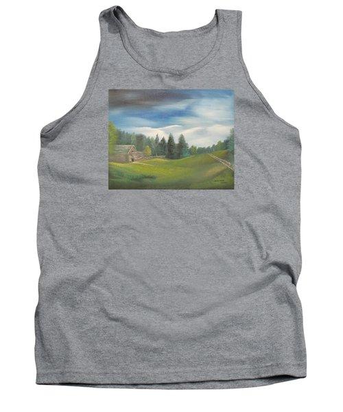 Meadow Dreams Tank Top