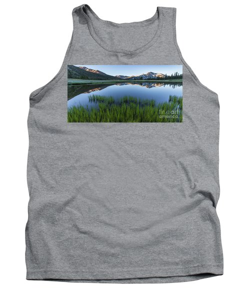 Meadow Reflections  Tank Top