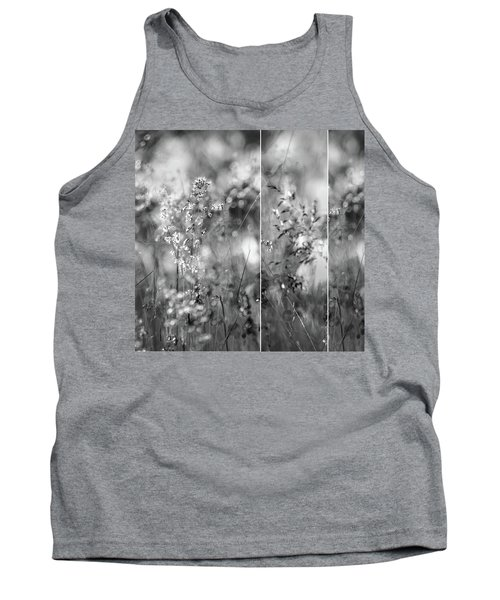 Meadowgrasses Tank Top by Linde Townsend