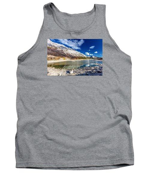 Medicine Lake Jasper Tank Top