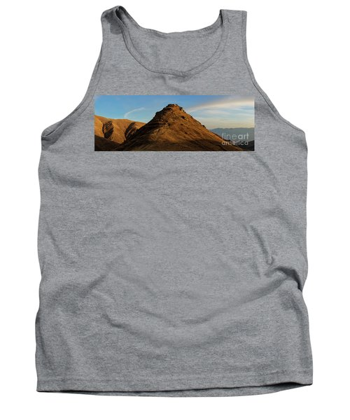 Medieval Proshaberd Fortress On The Top Of The Hill, Armenia Tank Top by Gurgen Bakhshetsyan