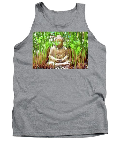 Meditation Tank Top by Ray Shrewsberry