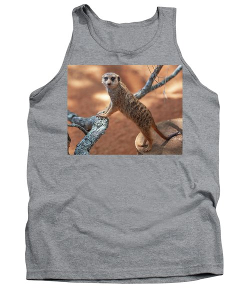 Meerkat Tank Top