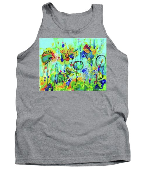 Meet You At The Carnival Tank Top