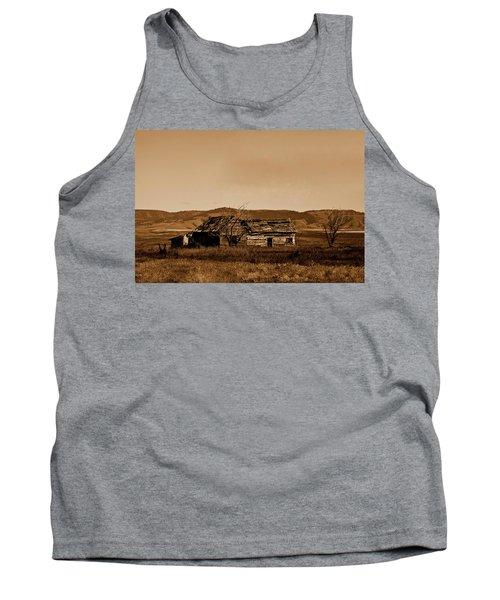 Melancholy  Tank Top