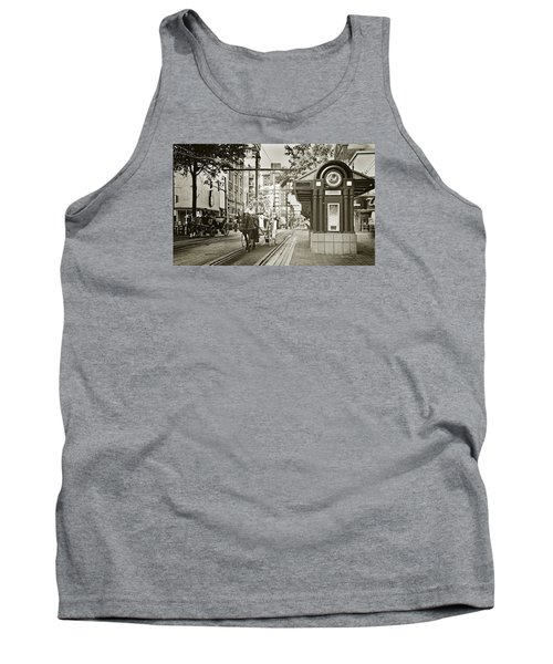 Memphis Carriage Tank Top