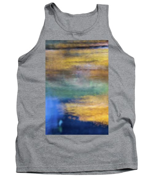 Merced River Reflections 13 Tank Top