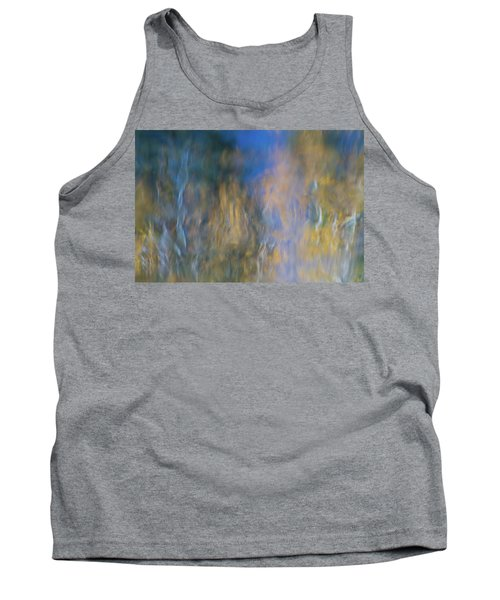 Merced River Reflections 14 Tank Top