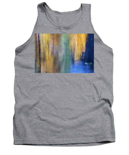 Merced River Reflections 17 Tank Top